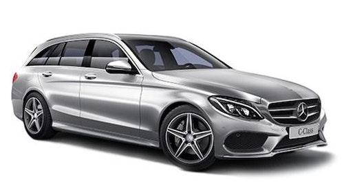 Mercedes C-Klass estate
