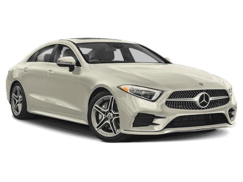 Mercedes CLS coupé