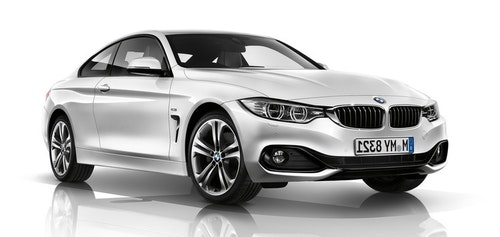 BMW 3-series Coupé