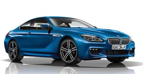 BMW 6-series Coupé