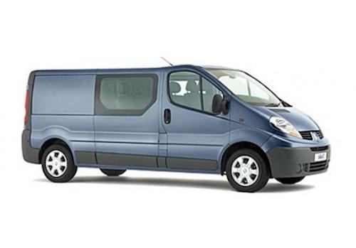 Vauxhall Vivaro Crew