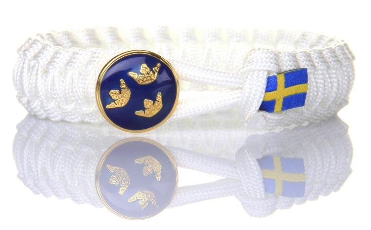Snow in Sweden - Royal Crown