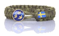 Svensk Soldat M90 Camo Royal Crown