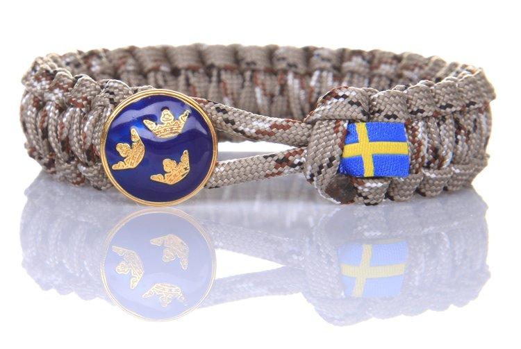 Svensk Soldat Öken Camo - Royal Crown