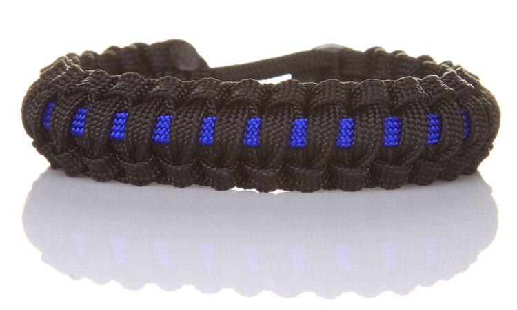 Thin Blue Line Polis - Royal Crown