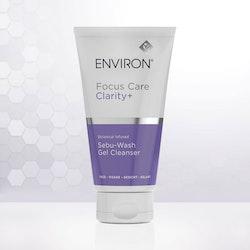 Focus Care Clarity+ Sebu-Wash Gel Cleanser