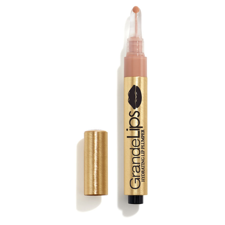 GrandeLIPS Hydrating Lip Plumper Toasted Apricot