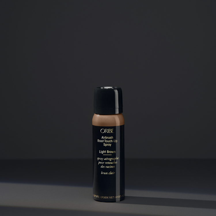 Airbrush Root Touch Up Spray Light Brown 75 ml