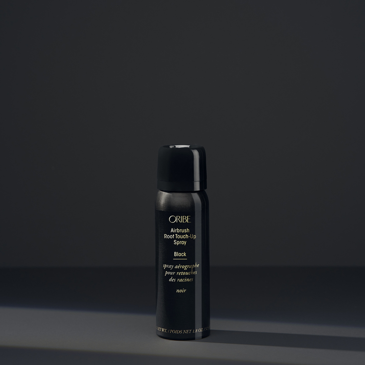 Airbrush Root Touch Up Spray Black 75 ml