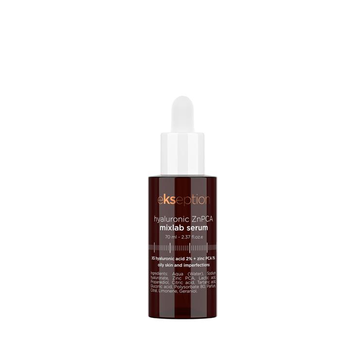 Hyaluronic ZnPCA mixlab serum 70 ml
