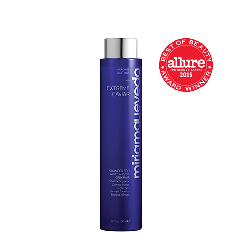 White and/or Grey Hair Shampoo