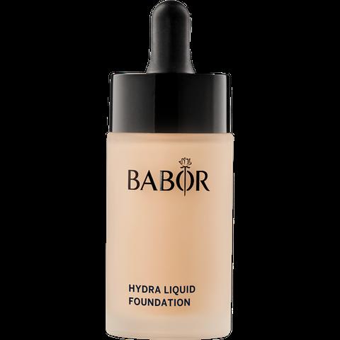 Hydra Liquid Foundation 07 almond
