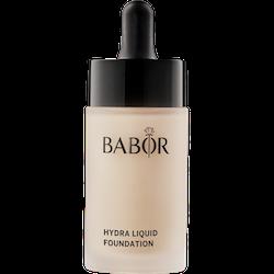 Hydra Liquid Foundation 01 alabaster