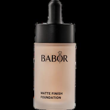 Matte Finish Foundation 04 almond
