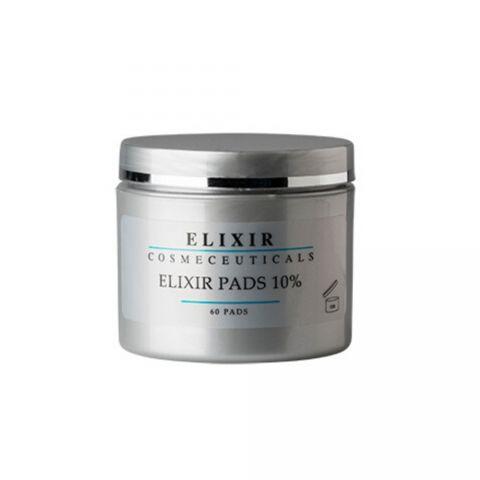 Elixir pads 10%