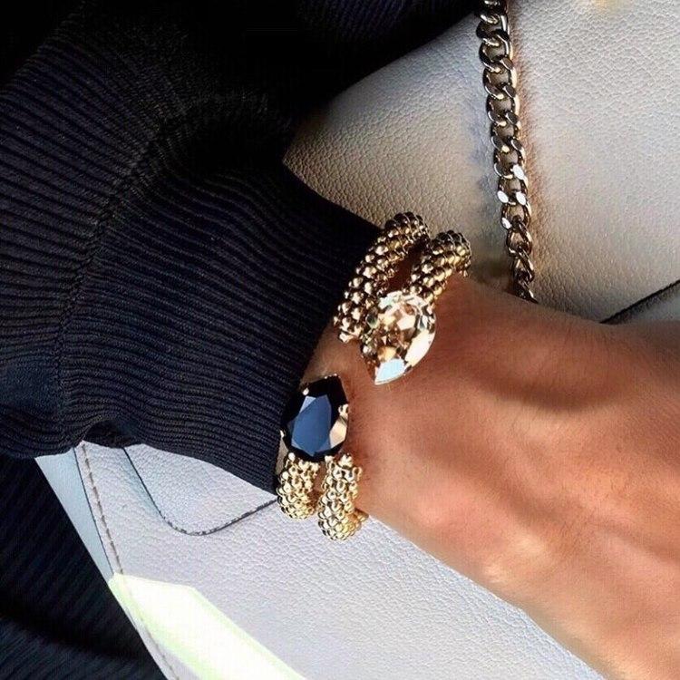 Classic Rope Bracelet / Golden Shadow