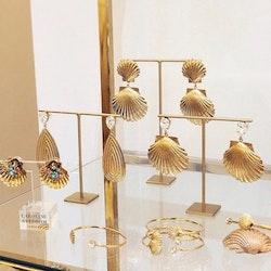 Pelagia Earrings / Crystal