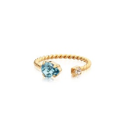 Nani Ring / Aquamarine