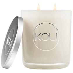 Ikou Eco-luxury candle glass - Calm