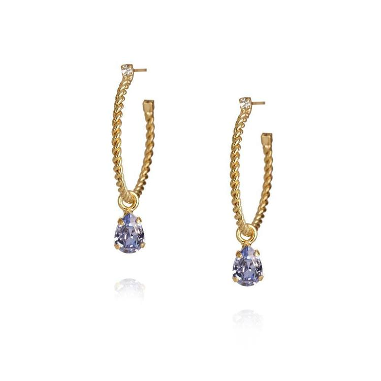 Nani Earrings / Provance Lavender