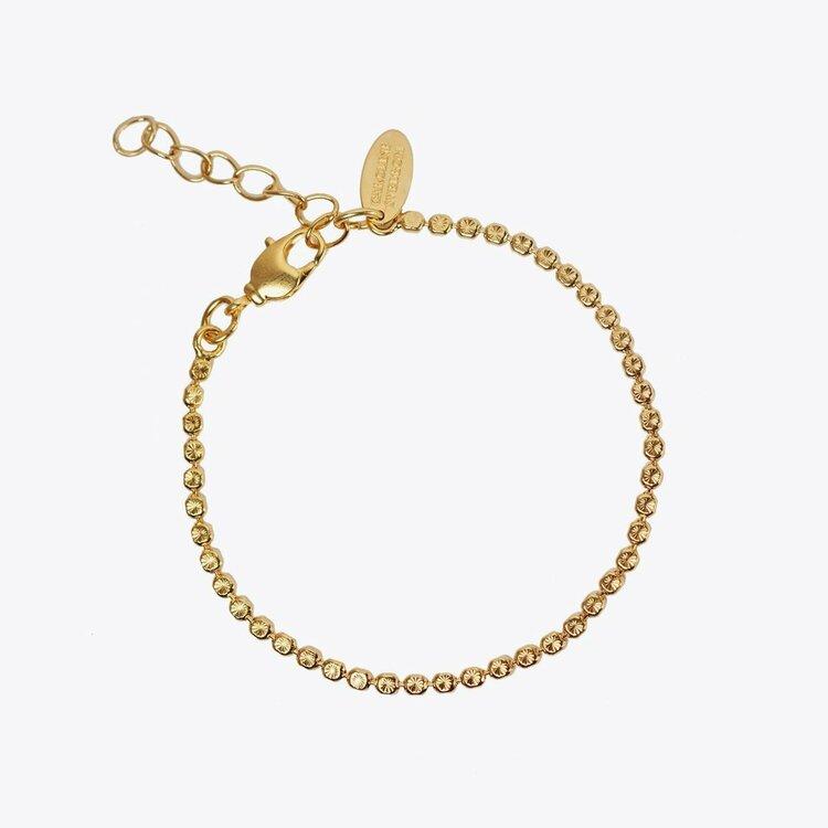 Diamond Chain Bracelet