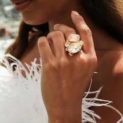 Carolina Ring / Silk Combo