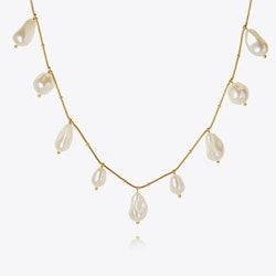 Olympia Necklace / Pearl