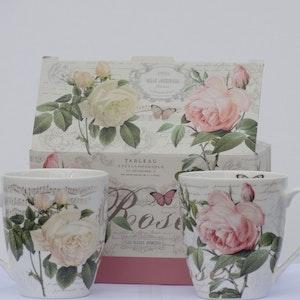 Muggar i 2-pack i presentbox, Botanique