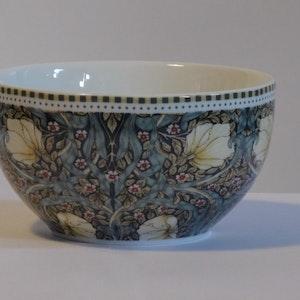 Porslinsskål William Morris Pimpernel