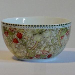 Porslinsskål William Morris Golden Lily