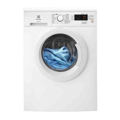 Frontmatad tvättmaskin 8 kg TVÄTT EW2F3048R6 VIT 230V