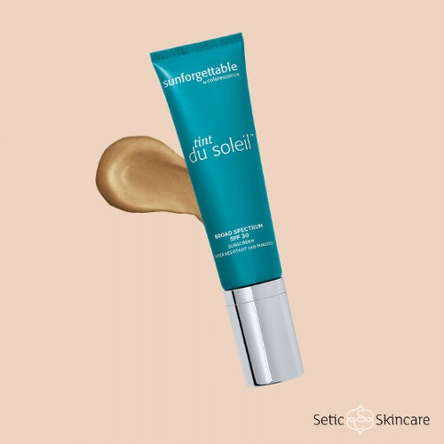 Whipped Foundation SPF 30 - Tan