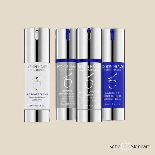 ZO Skin Health - Skin Brightening Program + Texture