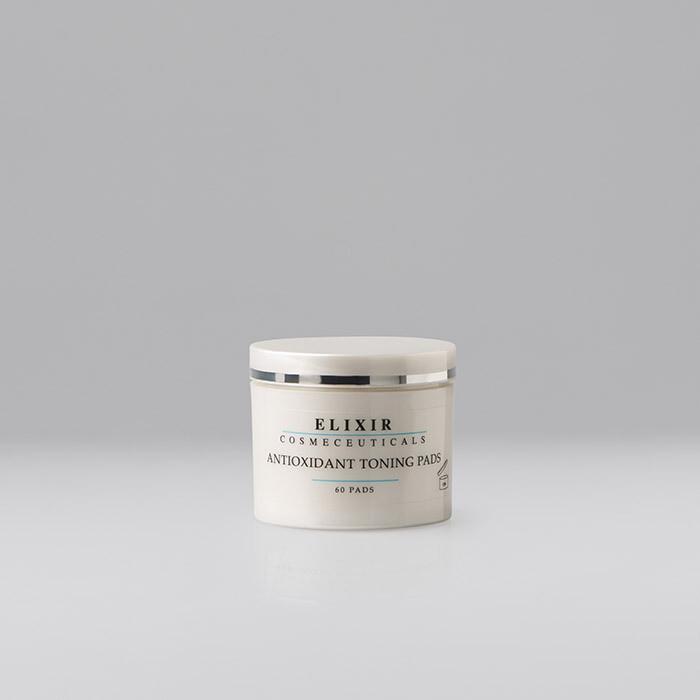 Elixir Antioxidant toning pads