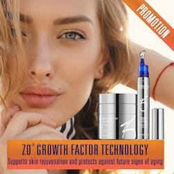 Zo Growth factor serum + Zo Growthfactor eye serum