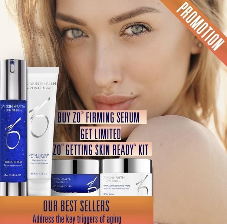 Firming Serum + Zo Getting Skin Ready