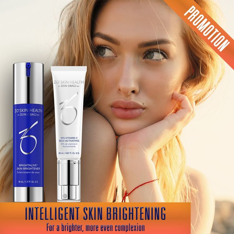 Brightalive Skin brightener + vitamin C kräm