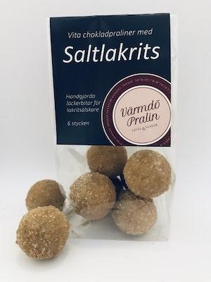Praliner – Saltlakrits