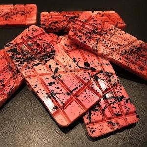 Rosa chokladkakor - paketpris