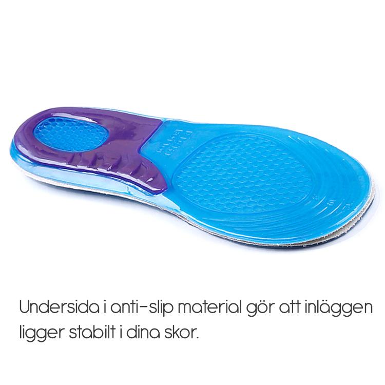 inlägg till skor