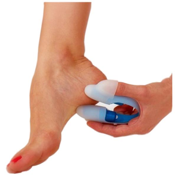 Vibrerande fotmassage