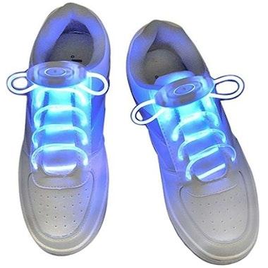 Blinkande skosnören (LED)