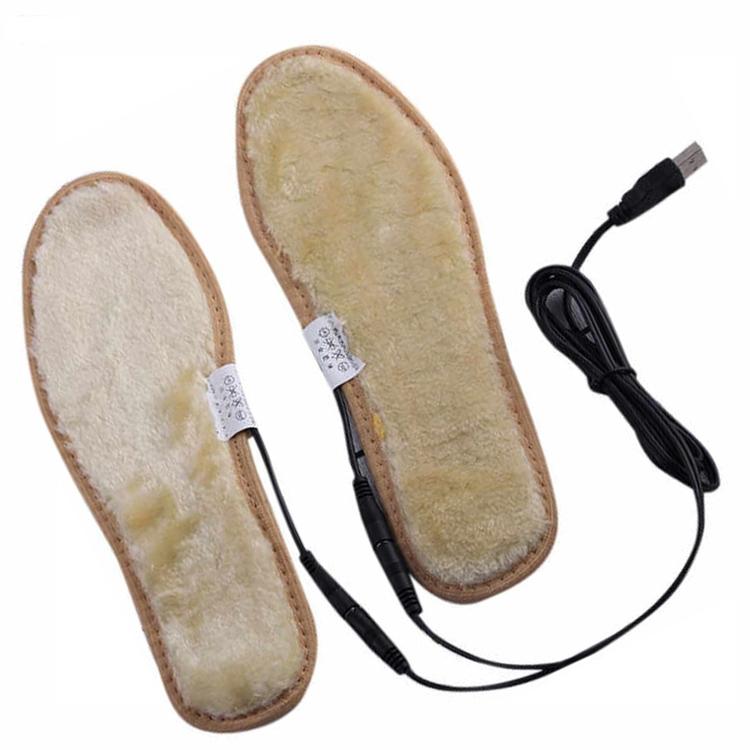 Värmande sulor (USB)
