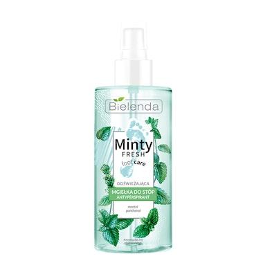 Antiperspirant fotspray