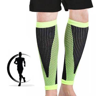 Vadstrumpor löpning (grön)