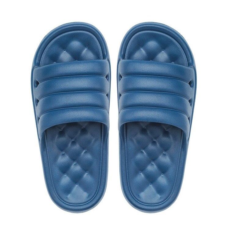 Mjuka sandaler (blå)