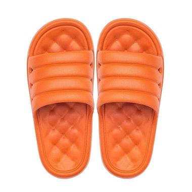 Ergonomiska tofflor (orange)