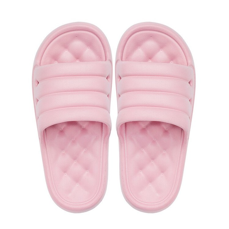 Stötdämpande sandaler (rosa)
