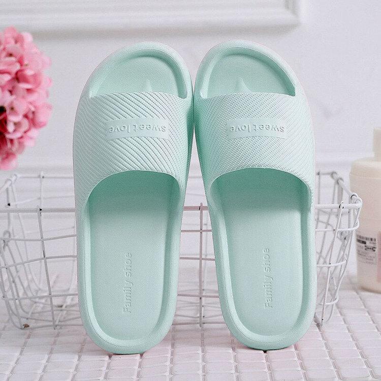 Sandaler basic (grön)