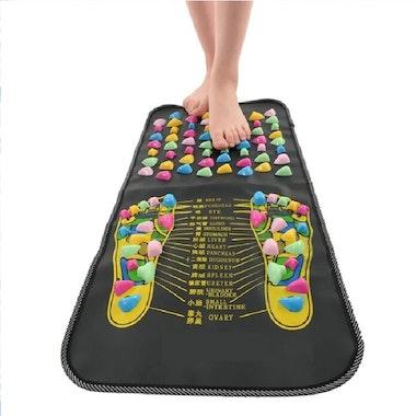 Fotmassage (matta) lyx